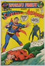 Worlds Finest Comics #203 VF- Neal Adams Cover Superman Batman 1971 Bronze Age