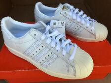 Adidas Originals Superstar 80s W Reptile BY9075 Snake Leather Shoes Women's 6