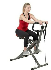 Sunny Health And Fitness Row-N-Ride PRO Squat Assist Trainer - SF-A020052