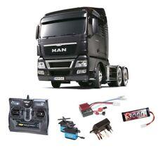 Tamiya Truck MAN TGX 26.540 Gun Metal Edition  2,4GHz Komplett-Set - 56346SET