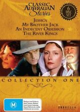 CLASSIC AUSTRALIAN STORIES - COLLECTION 1 (6 DVD SET) BRAND NEW!!! SEALED!!!