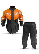 Motorcycle Rain Suit Waterproof Suit Rain Gear For Adults   LARGE