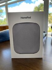 Apple HomePod Smart Speaker - Space Gray **Excellent Condition!** Original Box!