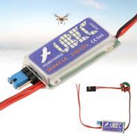 RC UBEC 5V 6V 3A Max 5A RF Lowest Noise Reduction BEC Switching Regulator New UP