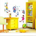 Decal Cartoon Doraemon Fun Wall Sticker Home Decoration Wall Kids Rooms 30x60cm
