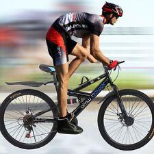 26 Inch Full Suspension Mountain Bike 21 Speed Bicycle Men or Women MTB