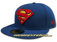 SUPERMAN NEW ERA DC COMIC ART BASIC Badge Official CAP MARVEL SUPERHEROES CAPS
