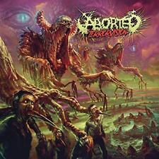 Aborted - TerrorVision (NEW CD)