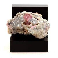 Fluorite rose. 76.15 ct. Massif du Mont-Blanc, France. Rare.