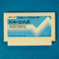 Donkey Kong Jr. ~ Pulse Line (Nintendo Famicom FC NES, 1983) Japan Import