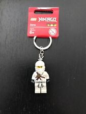 Lego 853100 Ninjago Zane Key Chain Brand New w/ Tags Trust US Seller
