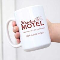 Rosebud Motel Mug Rosebud Motel Schitts Creek Mug David Rose Funny Mug Friend Gi