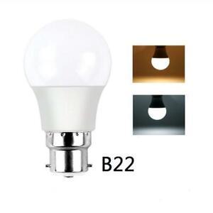 10x B22 9W 12W 15W LED Light Bulb Globe Light Bayonet Energy Saving Bulb AU