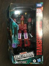 Transformers War for Cybertron WFC Earthrise THRUST MISB 100% Target ToysRUs Exc