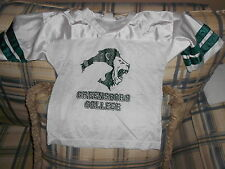 Greensboro College Pride youth football jersey sz 3