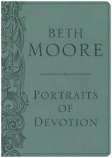 Portraits of Devotion by Beth Moore (2014, Imitation Leather)