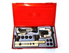 TENG TOOLS tttf10 TUBO abocinado SET 10 piezas,/ BRIDA Juego de herramientas