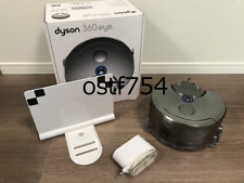 Dyson 360 Eye RB01NB Robot Vacuum Cleaner Cyclone Cordless Wi-Fi Nickel Blue
