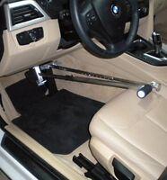 QuicStick Portable Hand Controls Disabled Handicap Driving Aid
