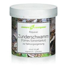 100g Zunderschwamm Pilzpulver von nature4everyone