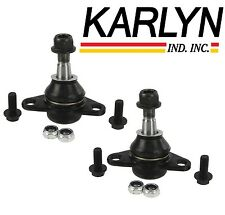 NEW Volvo XC90 03-14 Set of 2 Front Left & Right Suspension Ball Joints Karlyn