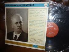 Serafino Mantovanelli, Intermezzo dal 3, OS Di Milano, Ediziono Stereo, Autogram