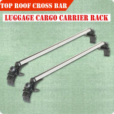 "54"" Universal SUV Roof Top Cross Bar Rail Luggage Cargo Carrier Rail Aluminum"