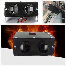 600W 12V Metal Car Truck Fan Heater Heating Warmer Windscreen Defroster Demister