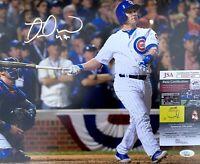 MIGUEL MONTERO Autographed Signed 11x14 Photo 2016 WS Grand Slam Cubs JSA COA