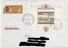 Gestempelte ungeprüfte Briefmarken österreichische (ab 1945) als Einzelmarke