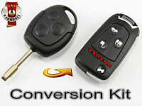 Ford Mondeo Fiesta Ka Puma Focus Transit Cougar Escort TRANSFORMATION LLAVE KEY