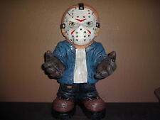 """Friday the 13th Rubies JASON VOORHEES Candy Bowl Holder 20"""" Statue Halloween"""