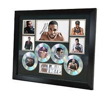 Jason Derulo - Signed Music Memorabilia - Limited Edition of 250 - COA - Framed