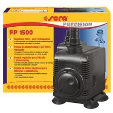 sera Filter- und Förderpumpe FP 1500 - Unterwasserpumpe, Strömungspumpe  30596