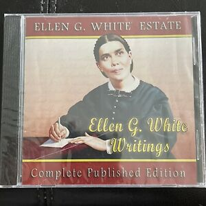Ellen G White Writings Complete Published Edition 2007 CD ROM Brand New Sealed