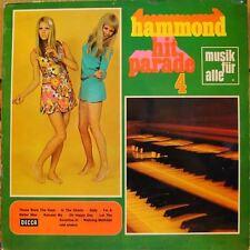 Hammond Hit Parade 4 : Nils Tibor