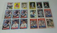Lot of 45 Ex Condition Don Mattingly Yankees cards, Topps donruss  Rookies More