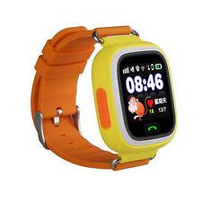 Q90 Kids Safety Watch GPS Tracker Smart Watch WIFI Touch Screen SOS Call Locatio