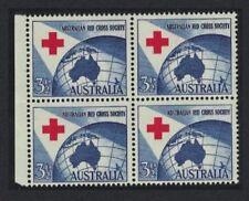 Red Cross Block Medical & Red Cross Postal Stamps