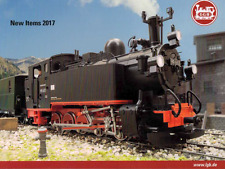 LGB G SCALE NEW ITEMS FLYER 2017 | NOS | TMS-1053
