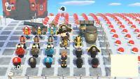 Piraten - Pirate Alle Gegenstände Pirat Items - Animal Crossing New Horizons