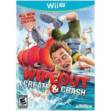 Wipeout: Create & Crash (Nintendo Wii U, 2013)