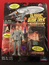 Star Trek Dr. Leonard McCoy 1995 Unopened Playmates Action Figure Excell Cond
