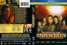 Secrets of the Mountain 2-Disc DVD + CD Bonus Pack Brand NEW Sealed