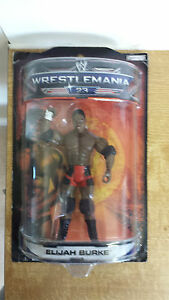 WWE WRESTLEMANIA 23 ELIJAH BURKE FIGURE NEW ECW