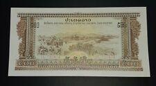 Laos 500 Kip 1975 UNC