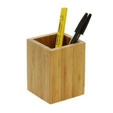 BAMBOO PEN HOLDER matita Pot