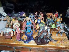 Large MOTU  200X, He-Man figure, Masters of the Universe, figures lot