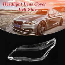 For BMW E60 E61 5 Series 525i 530i Left Side Headlamp Headlight Clear Lens Cover