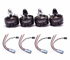 BLHELI-S 20A 2-4S ESC MT2204 2204 2300kv Brushless Motor For QAV250 QAV-X Quad